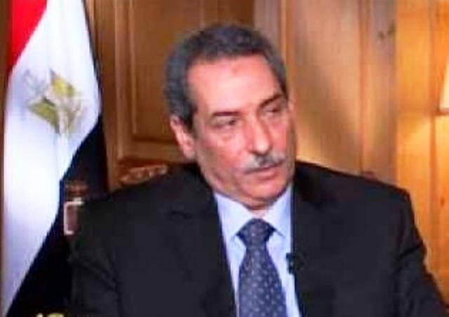 المرحوم المستشار حمدان فهمى نائب رئيس المحكمة الدستورية العليا