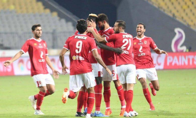 مباراة الاهلى والوداد المغربى
