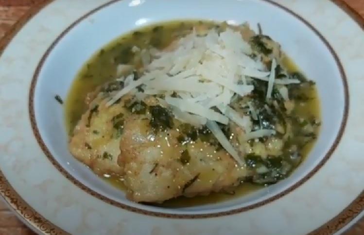 دجاج فرانسيز من المطبخ الايطالى