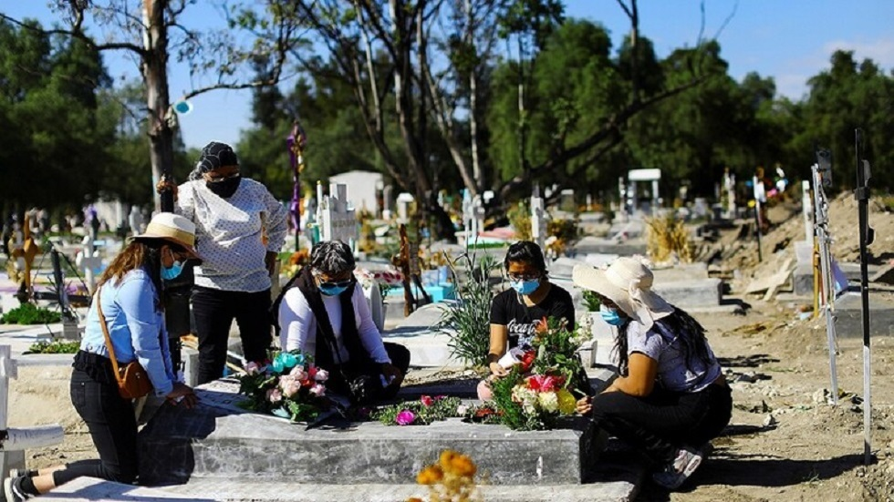 المكسيك تسجل 4438 إصابة و91 وفاة جديدة بكورونا