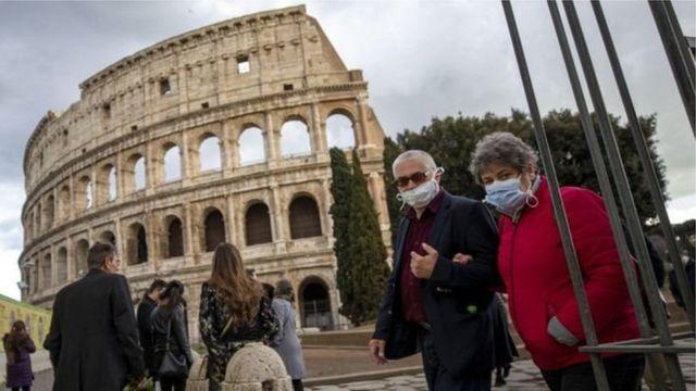 6171 إصابة و19 وفاة جديدة بكورونا في إيطاليا