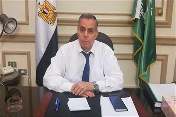 الدكتور صبري السنوسي عميد كلية الحقوق